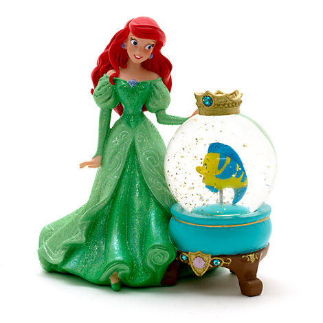 Ariel Snow Globe, Disneyland Paris