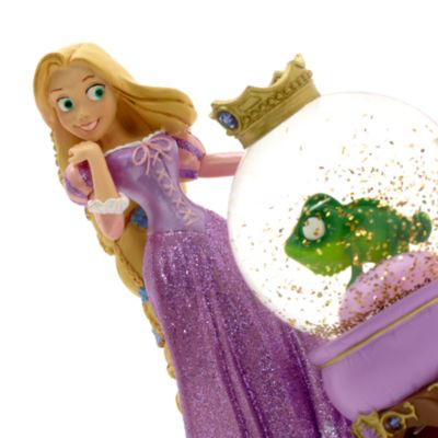 Rapunzel snöglob, Disneyland Paris