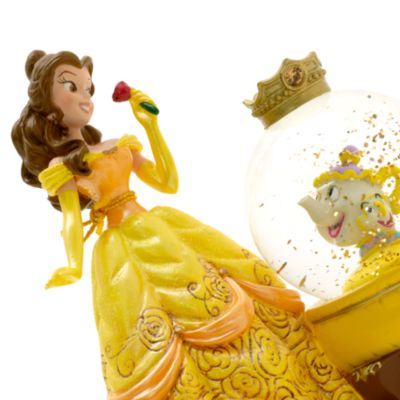 Belle Snow Globe, Disneyland Paris