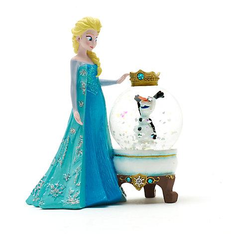 Palla di neve Frozen - Il Regno di Ghiaccio, Elsa