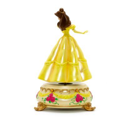 """Disneyland Paris - Belle Spieldose """"Die Schöne und das Biest"""""""