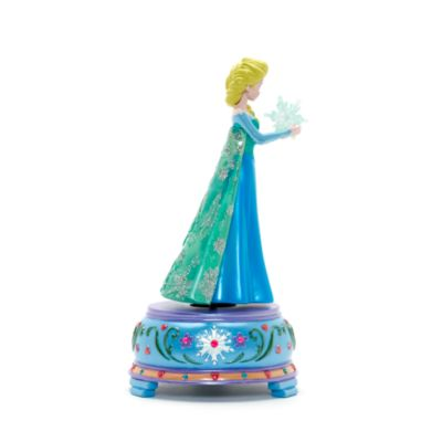 Disneyland Paris Elsa Musical Figurine, Frozen
