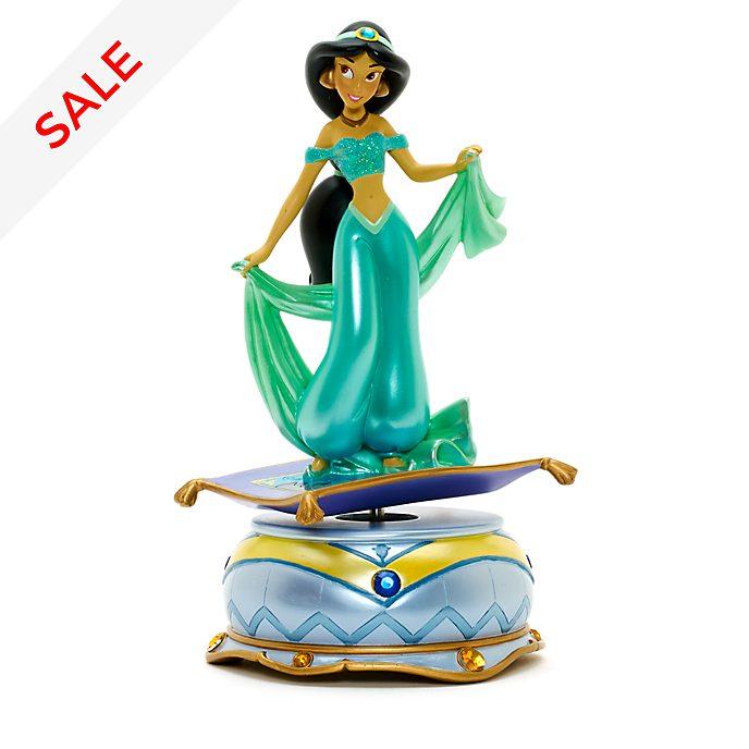 Disneyland Paris Princess Jasmine Musical Figurine