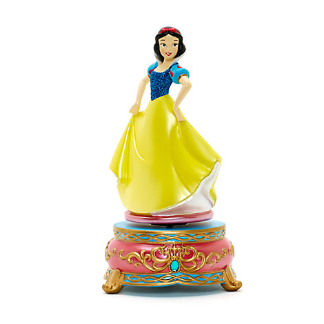 Figurita musical Blancanieves Disneyland Paris