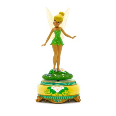 Disneyland Paris Tinker Bell Musical Figurine