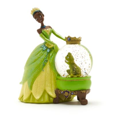 Tiana rystekugle, Prinsessen og frøen