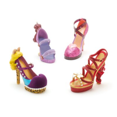Disney Parks Jessica Rabbit Miniature Shoe Ornament