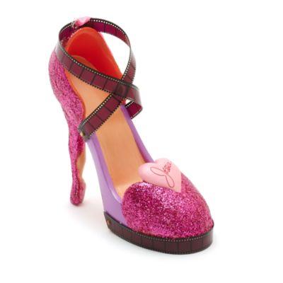 Zapato decorativo miniatura Disney Parks Jessica Rabbit