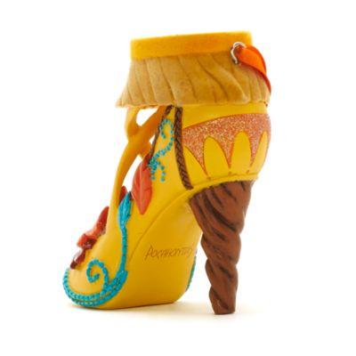 Disney Parks Pocahontas Miniature Shoe Ornament