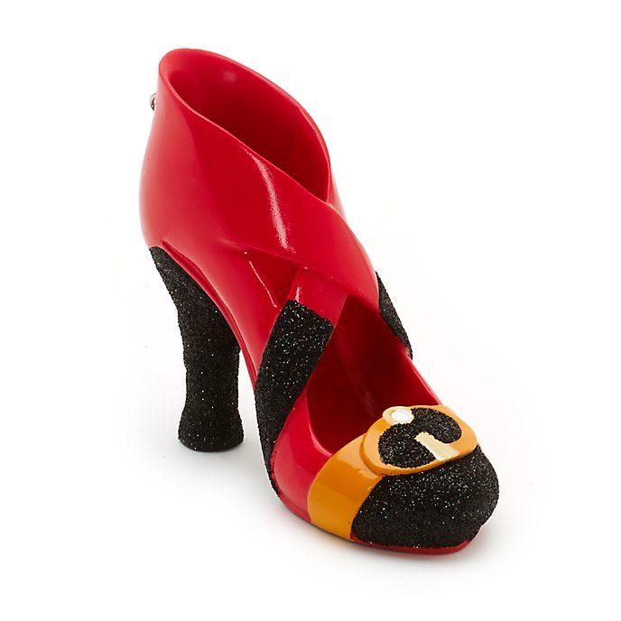 Zapato decorativo miniatura Disney Parks Mrs. Increíble, Los Increíbles