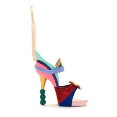 Disney Parks Mulan Miniature Shoe Ornament