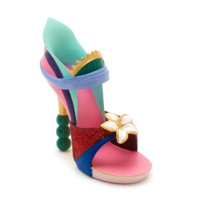 Zapato decorativo miniatura Disney Parks Mulán