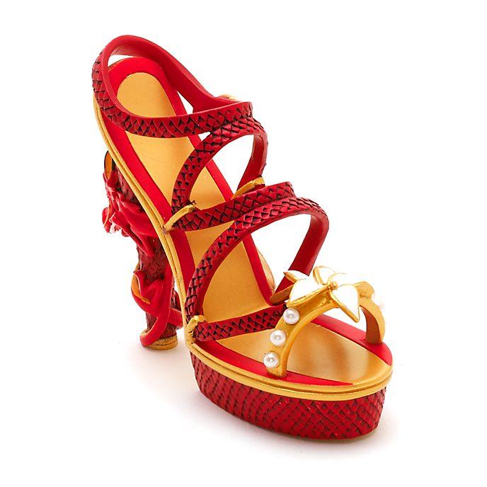 new product 4c311 d8508 Chaussure décorative miniature miniature miniature Mushu Disney Parks,  Mulan b6fc3f