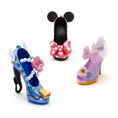 Disney Parks Clarabelle Cow Miniature Shoe Ornament