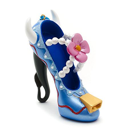 Zapato decorativo miniatura Disney Parks Clarabella