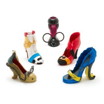 Zapato decorativo miniatura Disney Parks Edna Moda, Los Increíbles
