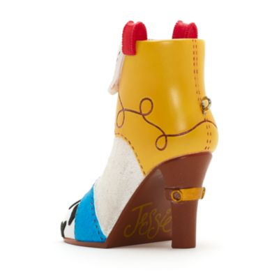 Disney Parks Jessie Miniature Shoe Ornament, Toy Story