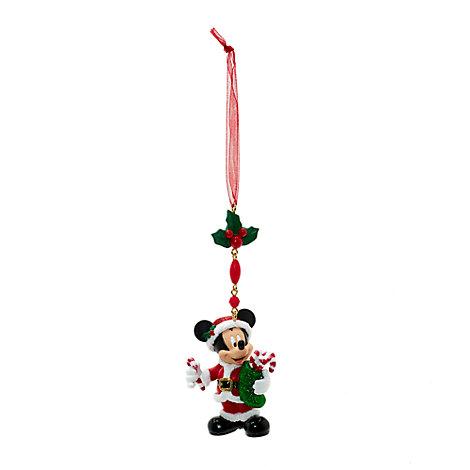 Decorazione natalizia pendente Topolino, Disneyland Paris