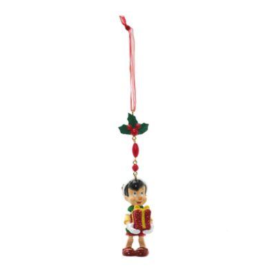 Pinocchio - Disneyland ParisWeihnachtsdekoration zum Aufhängen