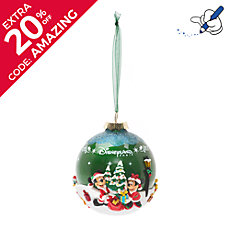 Christmas Decorations Baubles  Ornaments  Disney Store
