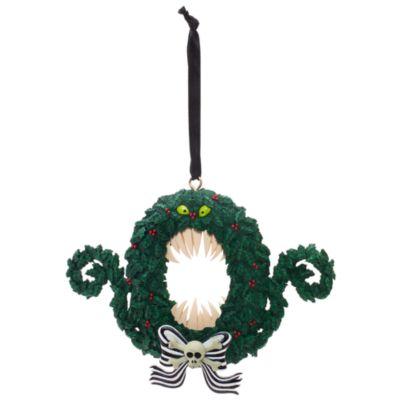 Nightmare Before Christmas - Hängendes Dekorationsstück in Kranzform