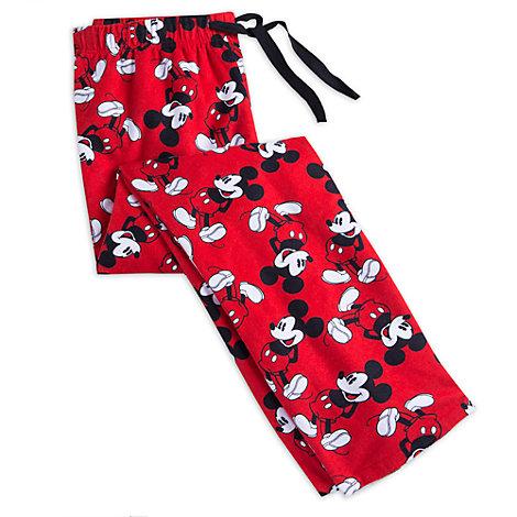 Pantalon de pyjama Mickey Mouse pour hommes