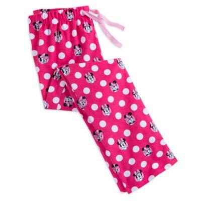 Pantalon de pyjama Minnie Mouse pour femmes