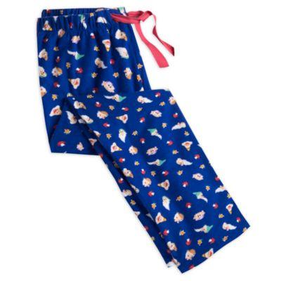 De sju dvärgarna pyjamasbyxor i herrstorlek