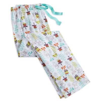 Peter Plys pyjamasbukser til damer