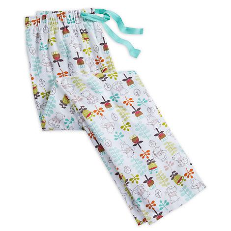 Pantalon de pyjama Winnie l'Ourson pour femmes