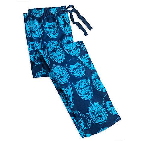Avengers pyjamasbukser til herrer
