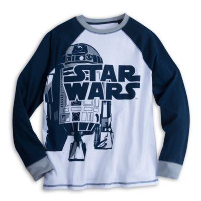 Star Wars: The Force Awakens R2-D2 pyjamasset i herrstorlek