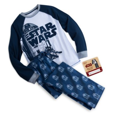 Star Wars: The Force Awakens R2-D2 Men's Pyjama Set