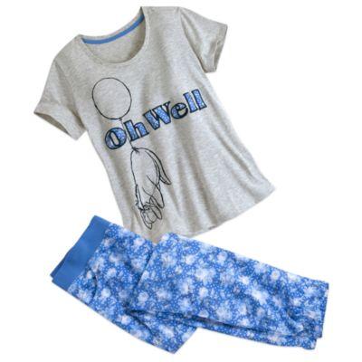 Eeyore Ladies Pyjama Set