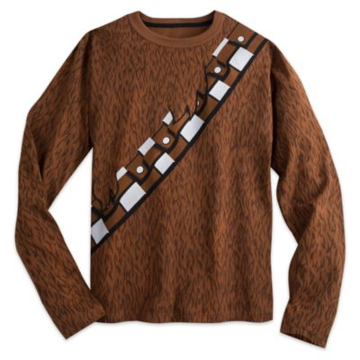 Chewbacca-pyjamaskostym i vuxenstorlek, Star Wars: The Force Awakens