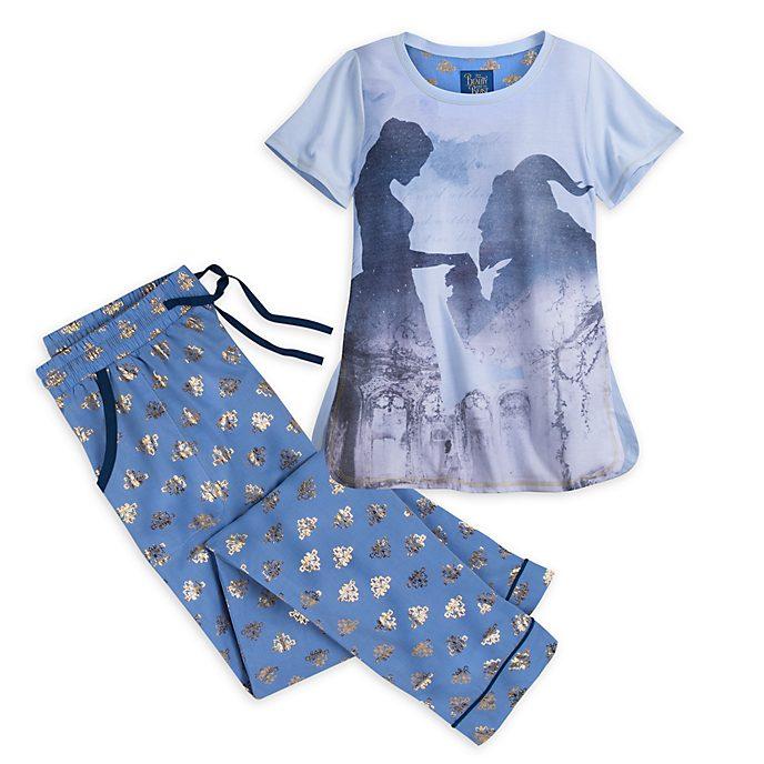 Beauty and the Beast Ladies  Pyjamas 3bd98931b
