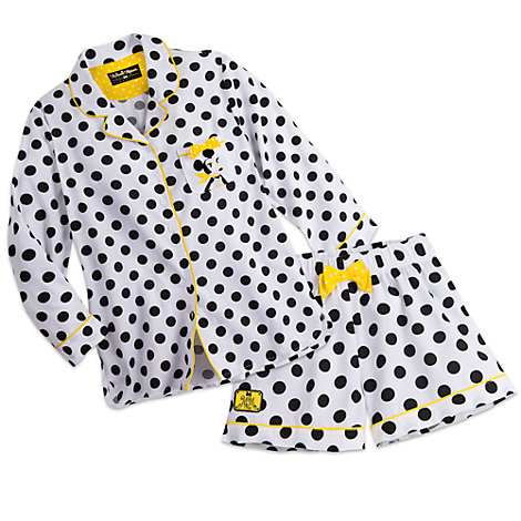 Minnie Maus Signature Collection Damenpyjama