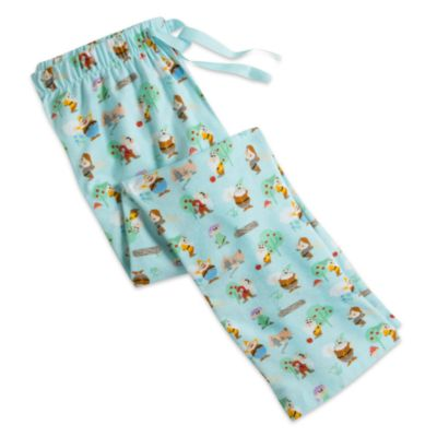 Seven Dwarfs Ladies' Lounge Pants, Snow White And The Seven Dwarfs
