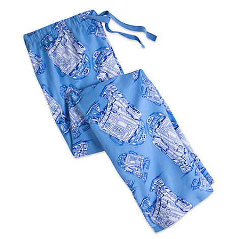 R2-D2 Lounge Pants For Adults, Star Wars