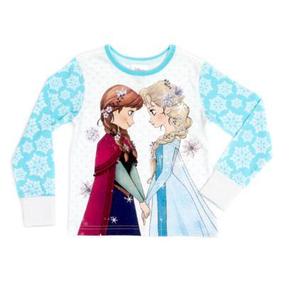Pigiama bimbi Frozen - Il Regno di Ghiaccio