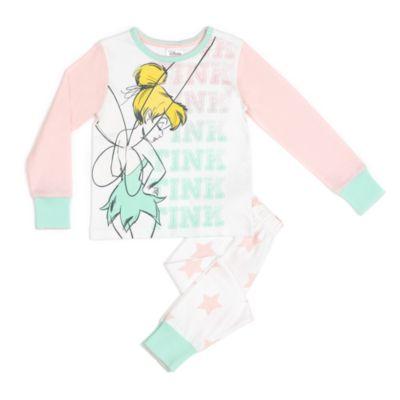 Pyjama Fée Clochette pour enfants