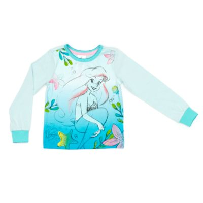 The Little Mermaid Slim Fit Pyjamas For Kids