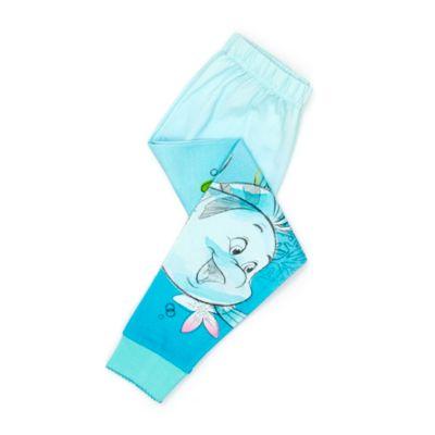 Pijama infantil corte estrecho La Sirenita
