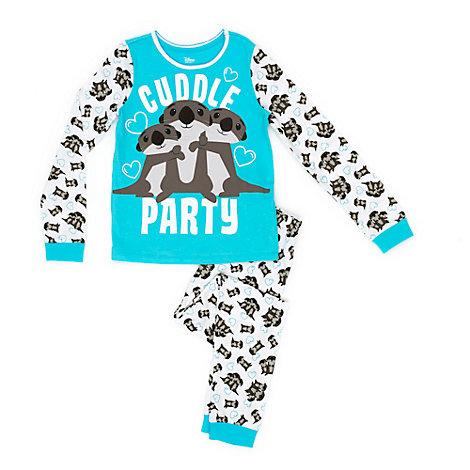 Pijama infantil Buscando a Dory