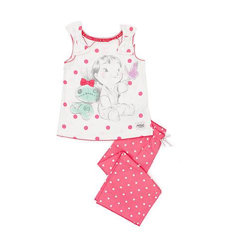 Lilo Premium Pyjamas For Kids, Disney Animators' Collection