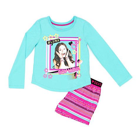 Pijama infantil de primera calidad Soy Luna
