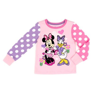 Minnie Mouse and Daisy Duck Pyjamas For Kids
