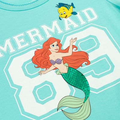 Den lille havfrue-pyjamas til børn