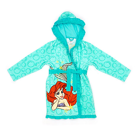 Robe de chambre la petite sir ne pour enfants - Robes de chambre enfants ...
