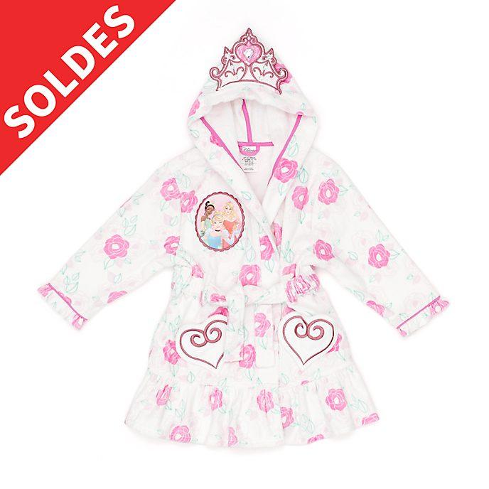 Robe De Chambre Princesses Disney Pour Enfants